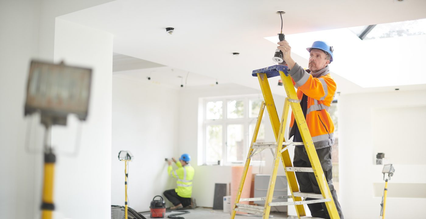 electrical contractor in Houston