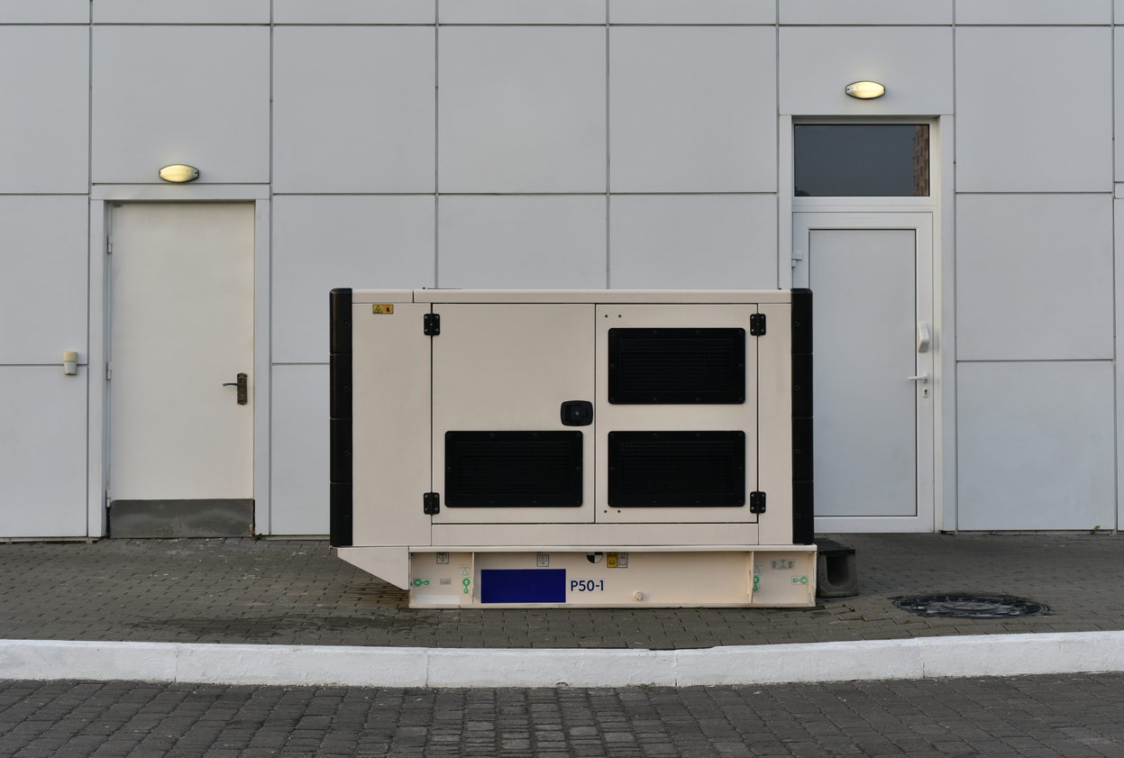Backup Generator Installation In Houston