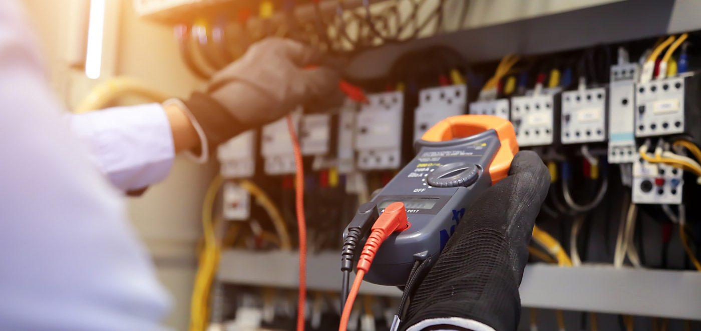 certified electrician in Houston